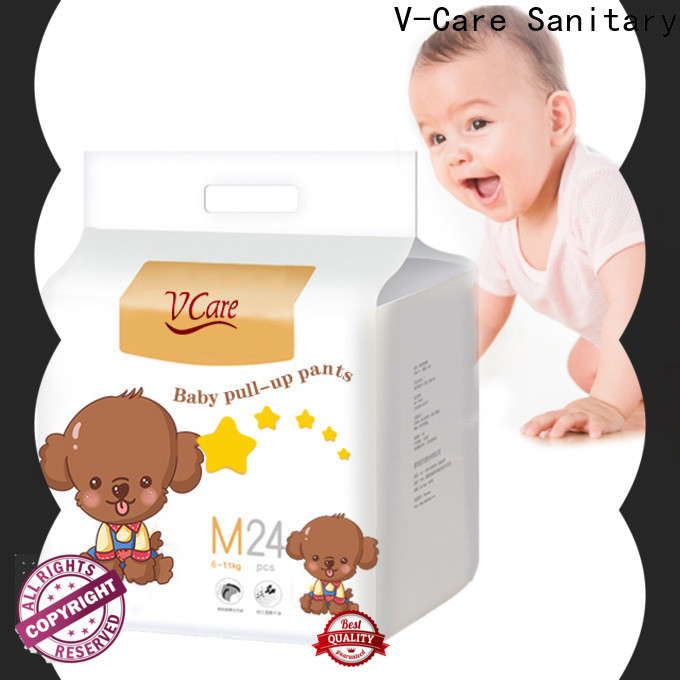 V-Care baby pull up diapers supply for sale