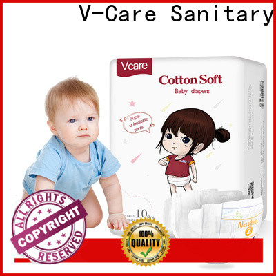 breathable disposable baby nappies factory for sale
