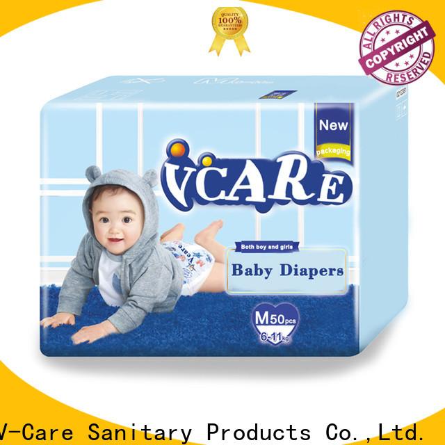 V-Care best infant diapers manufacturers for infant