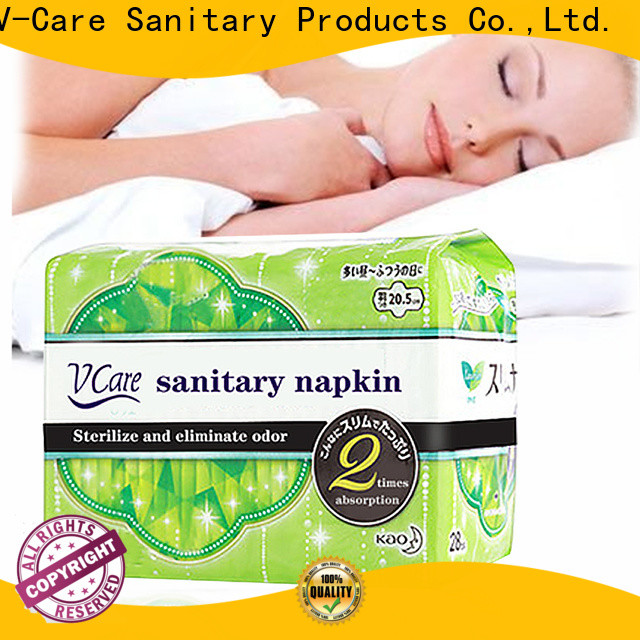 V-Care best good sanitary pads company for ladies
