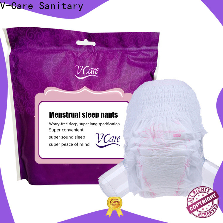 night cheap sanitary pads factory for sale