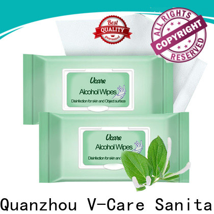 V-Care high-quality wipe tissue manufacturers for men
