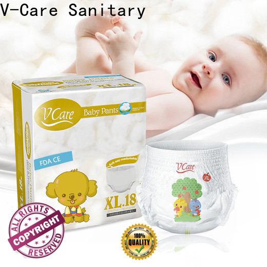 V-Care baby pull ups diapers suppliers for children