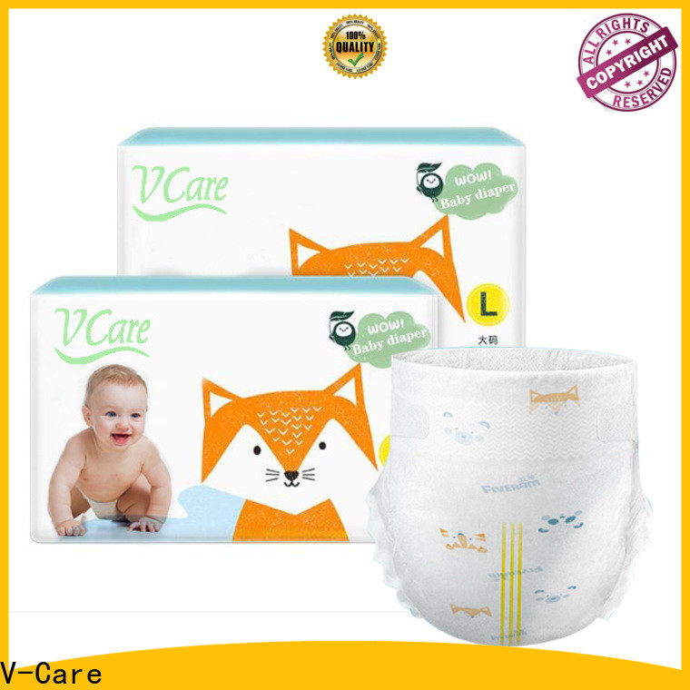 V-Care new born baby diapers supply for sleeping