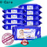 V-Care high-quality custom wet wipes suppliers for women