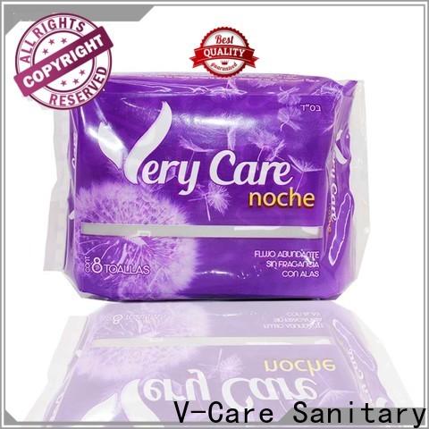 V-Care good sanitary napkins supply for women