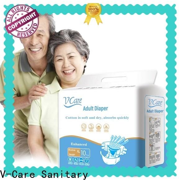 V-Care custom adult diaper company for women