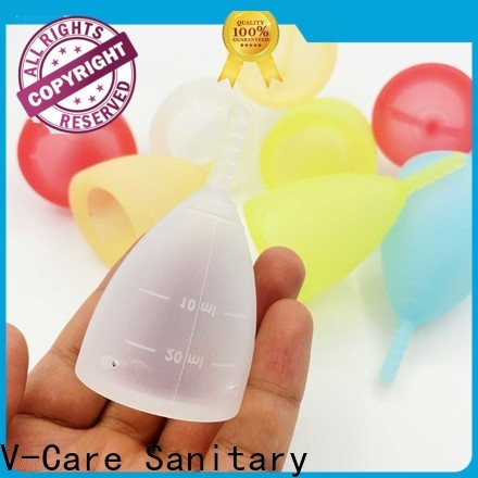 hot sale best rated menstrual cup manufacturers for sale