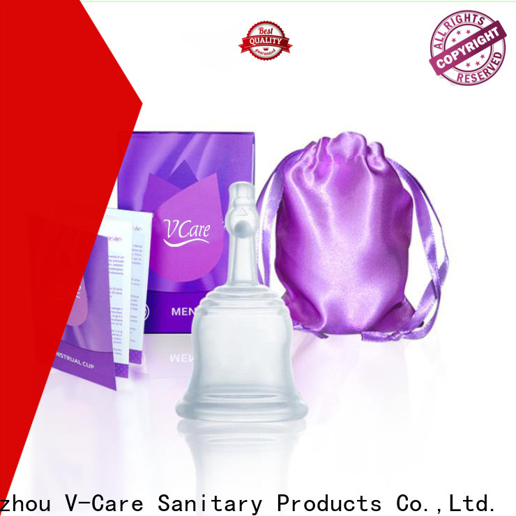 V-Care custom best menstrual cup manufacturers for ladies