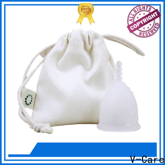 V-Care hot sale best menstrual cup manufacturers for business