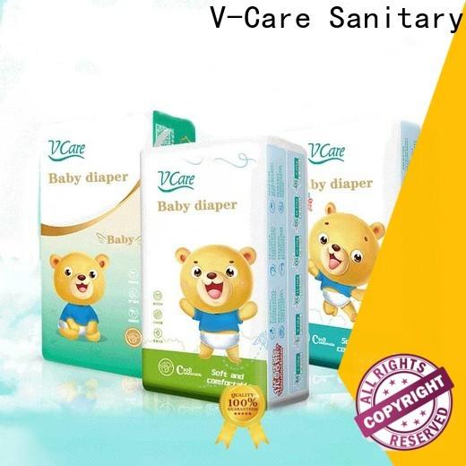 V-Care toddler diaper factory for sale