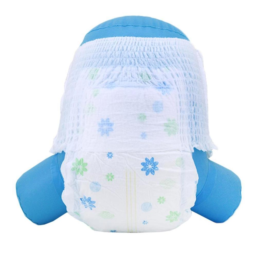 Vcare Breathable Disposable Baby Diapers Protect Baby's Delicate Skin