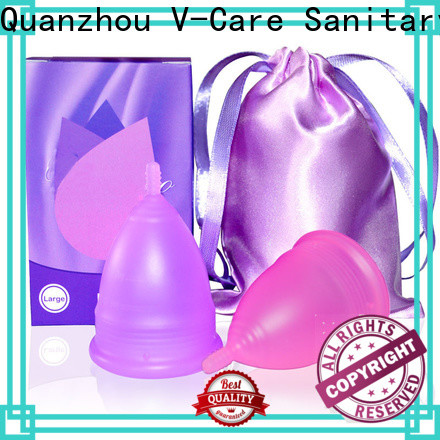 V-Care new best menstrual cup manufacturers for women