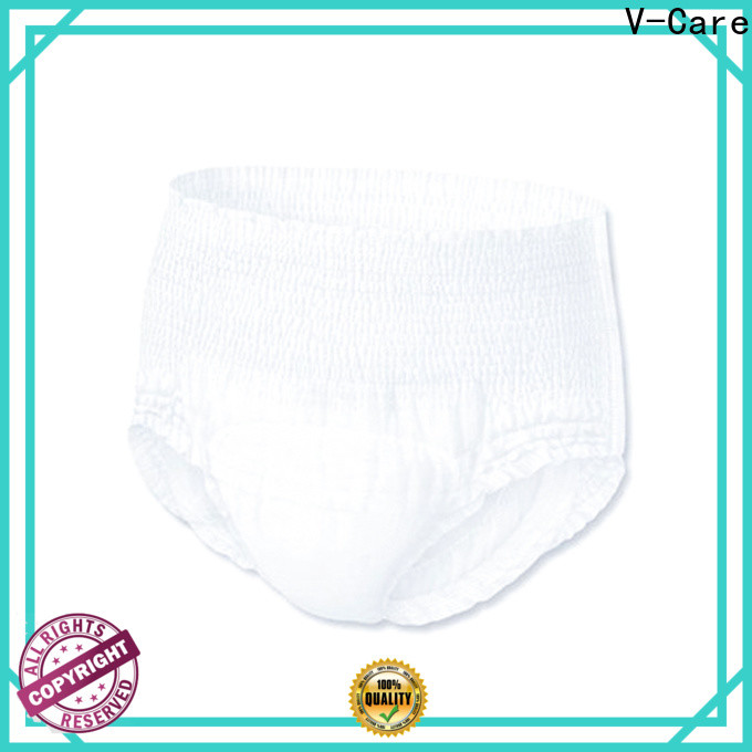 V-Care adult pull up diapers company for sale