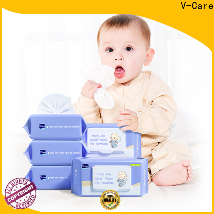 V-Care high-quality wet tissue manufacturers for adult