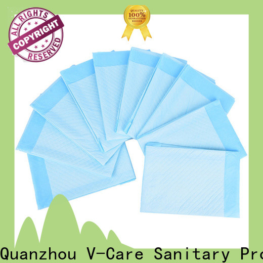 V-Care disposable underpads factory for sale