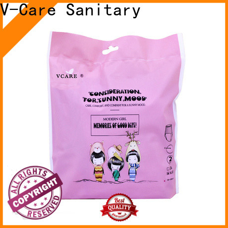 V-Care wholesale disposable sanitary napkins company for business