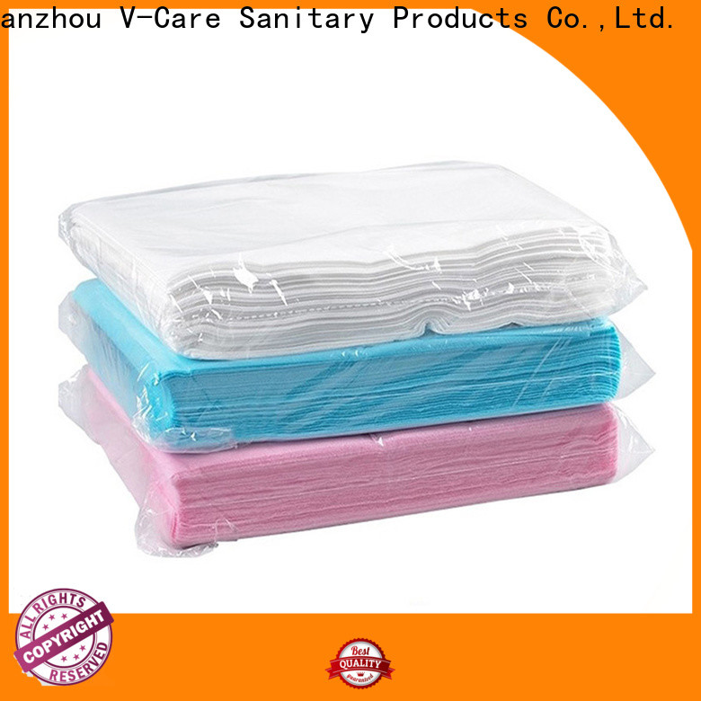 V-Care underpad manufacturers for old people