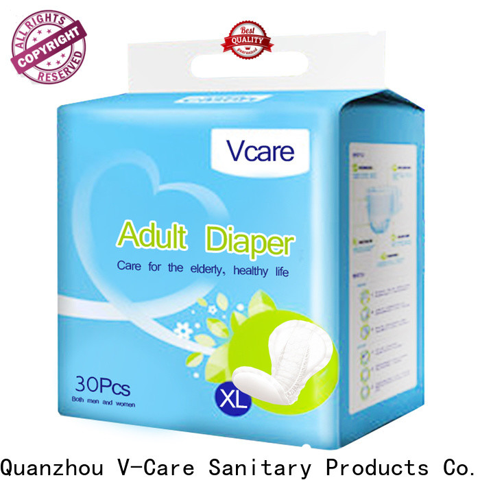 latest best adult nappies with custom services for sale