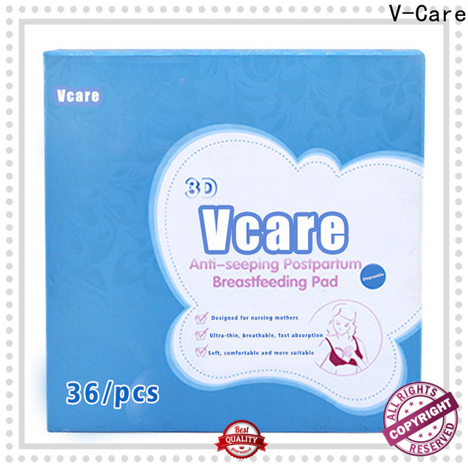 V-Care cheap breast pads suppliers for women