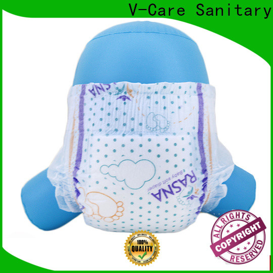 V-Care top newborn disposable nappies supply for sale