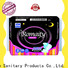 new sanitary panty liner company for business