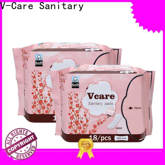 V-Care best sanitary napkins manufacturers for business