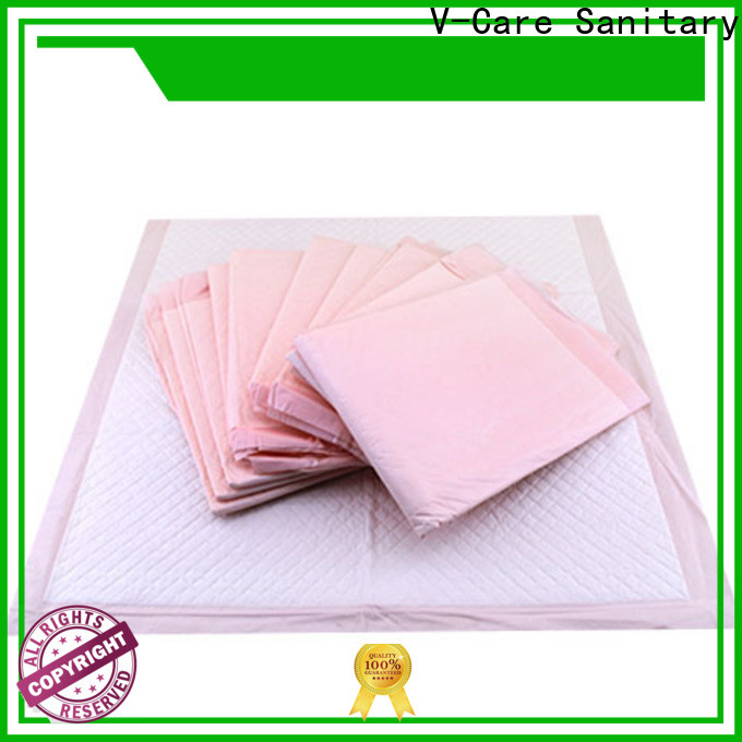 V-Care top underpads suppliers for old people