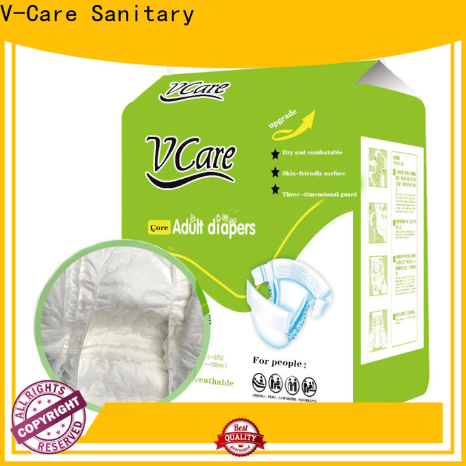 V-Care adult nappies supply for adult