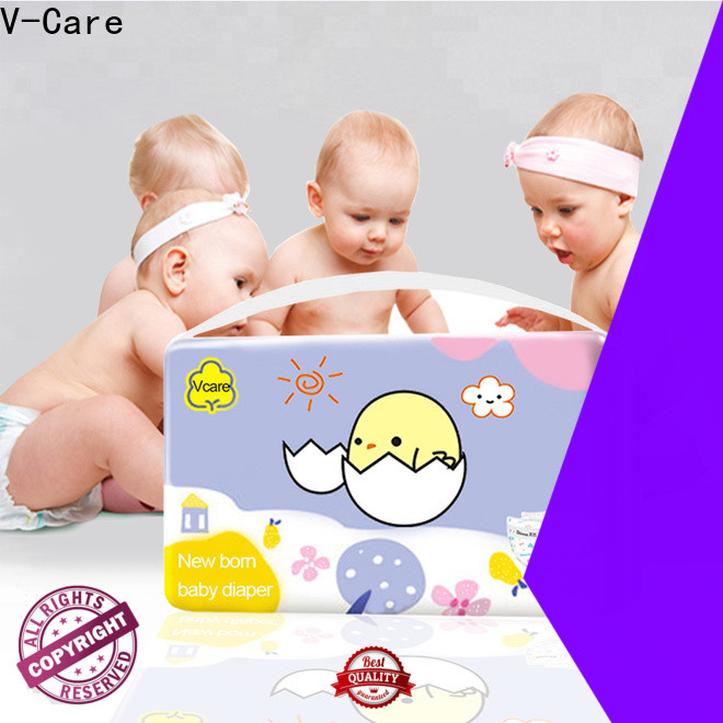 V-Care breathable baby diaper company for children