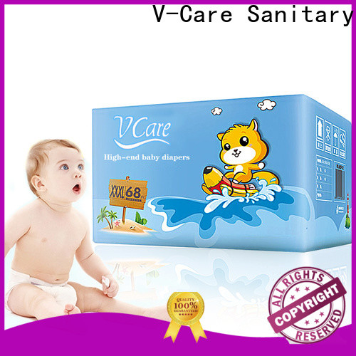 V-Care best cheap baby diapers factory for sleeping