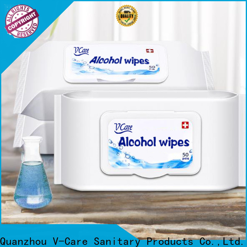 high-quality custom wet wipes suppliers for women