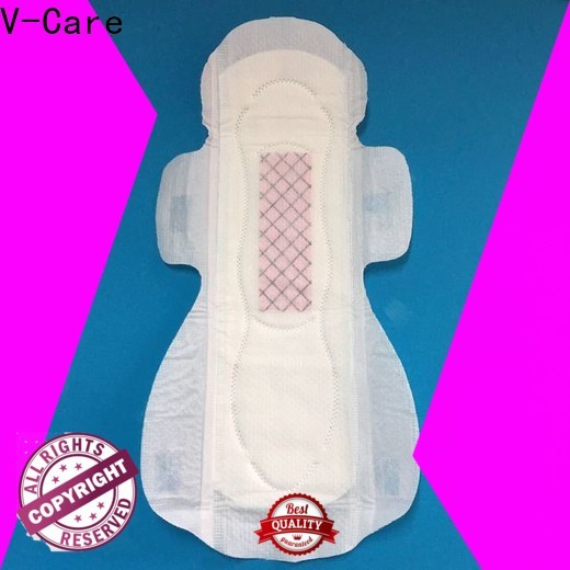 V-Care latest sanitary pads with custom services for women