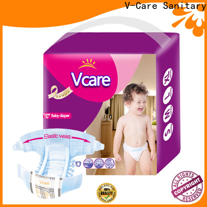V-Care latest good baby nappies for business for infant