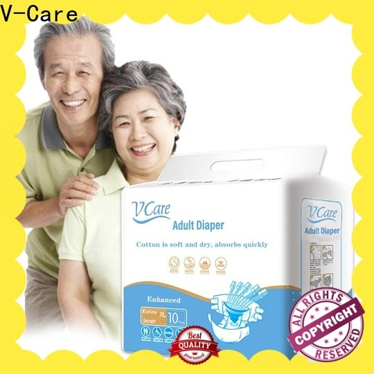 V-Care the best adult diapers supply for adult