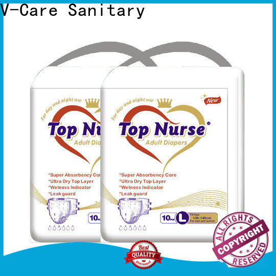 V-Care new top adult diapers manufacturers for men
