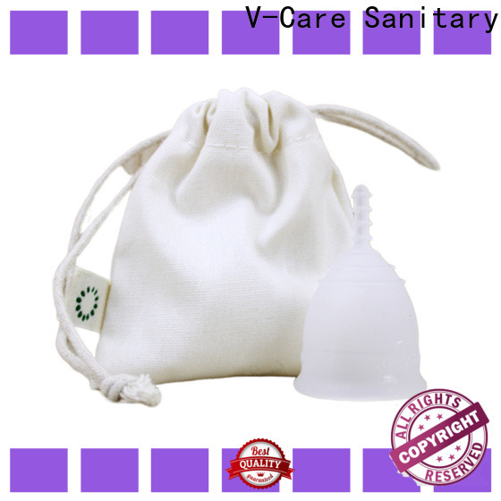 V-Care high-quality best menstrual cup suppliers for ladies