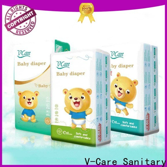V-Care latest best infant diapers for business for baby
