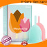 V-Care period menstrual cup suppliers for women