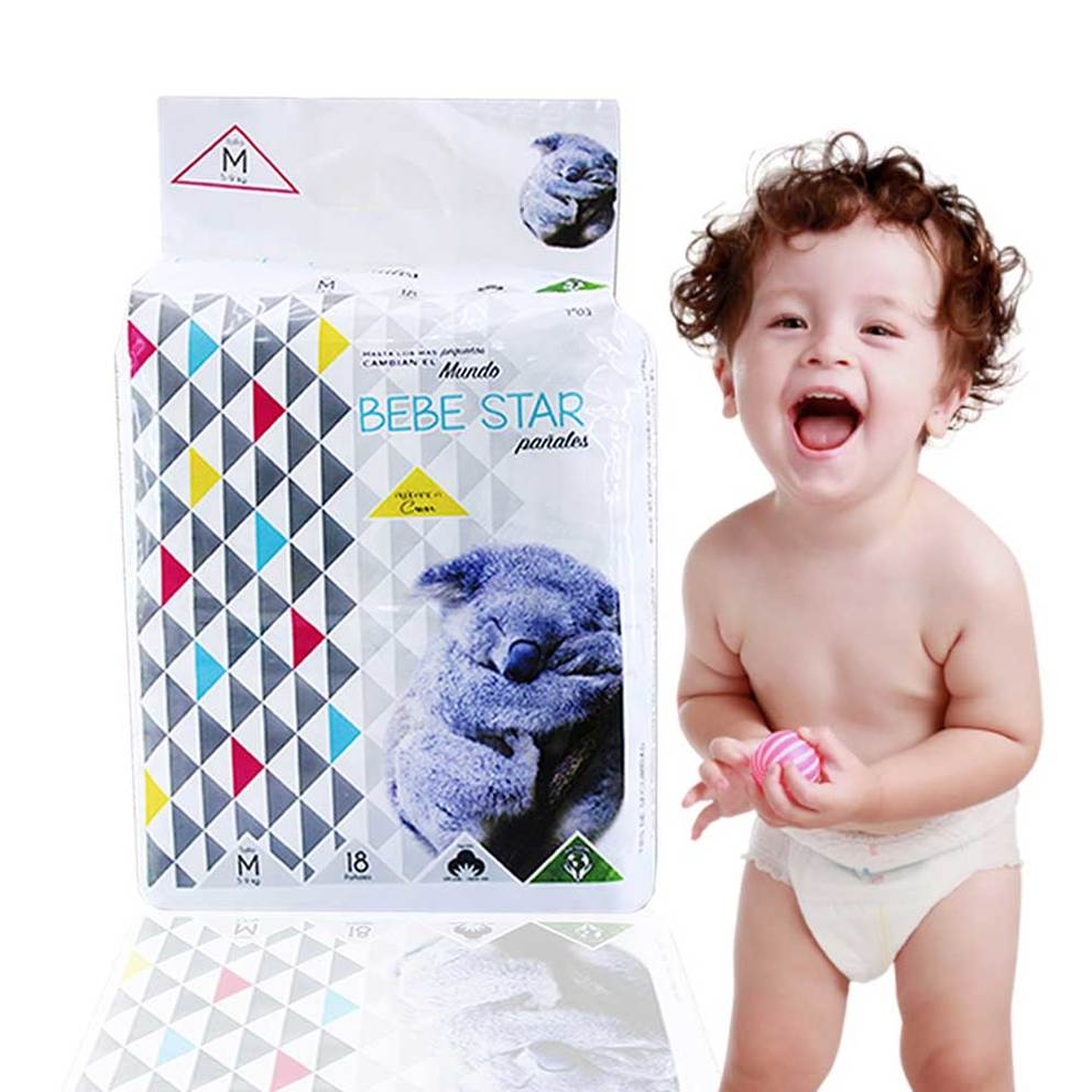 Vcare's Baby Diapers Are Suitable For Babies Of All Ages