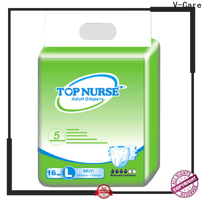 V-Care custom adult disposable diapers for business for men