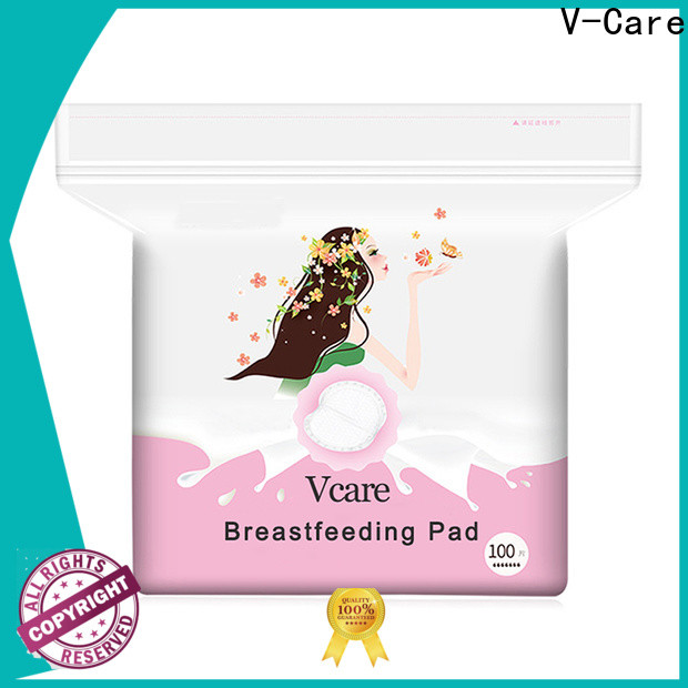 V-Care nursing breast pads company for women