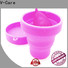 V-Care best menstrual cup factory for ladies