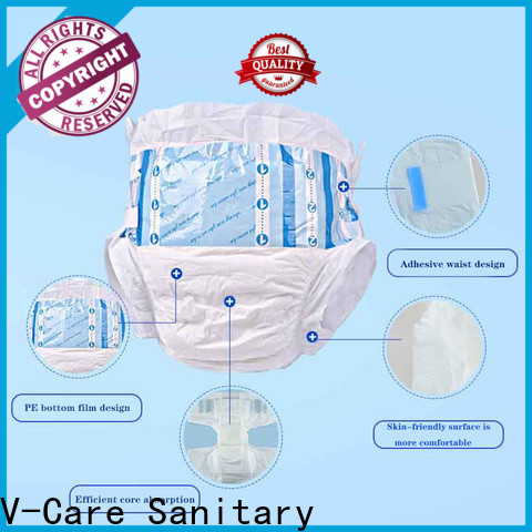 V-Care top new adult diapers factory for women