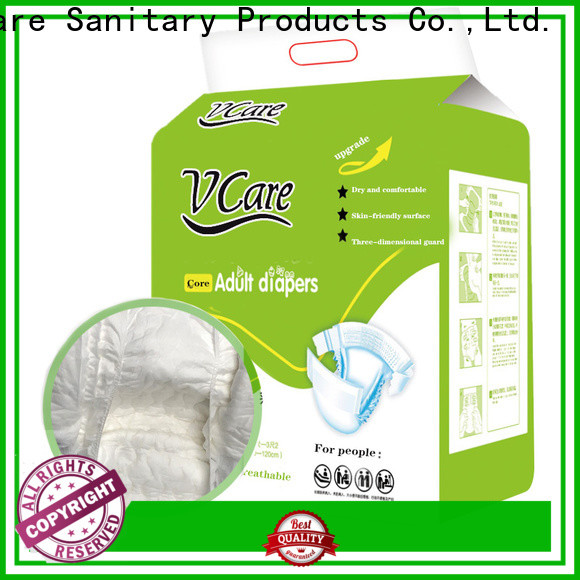 V-Care adult nappies factory for adult