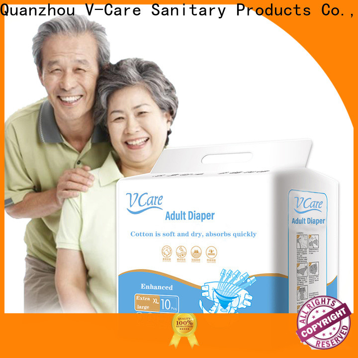 V-Care the best adult diapers company for sale
