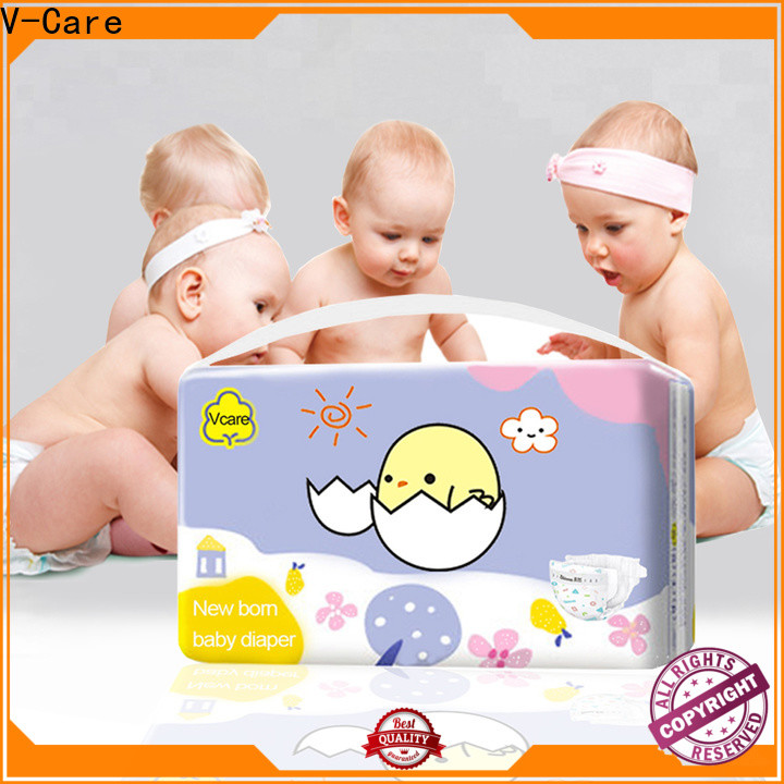 V-Care best baby nappies manufacturers for children