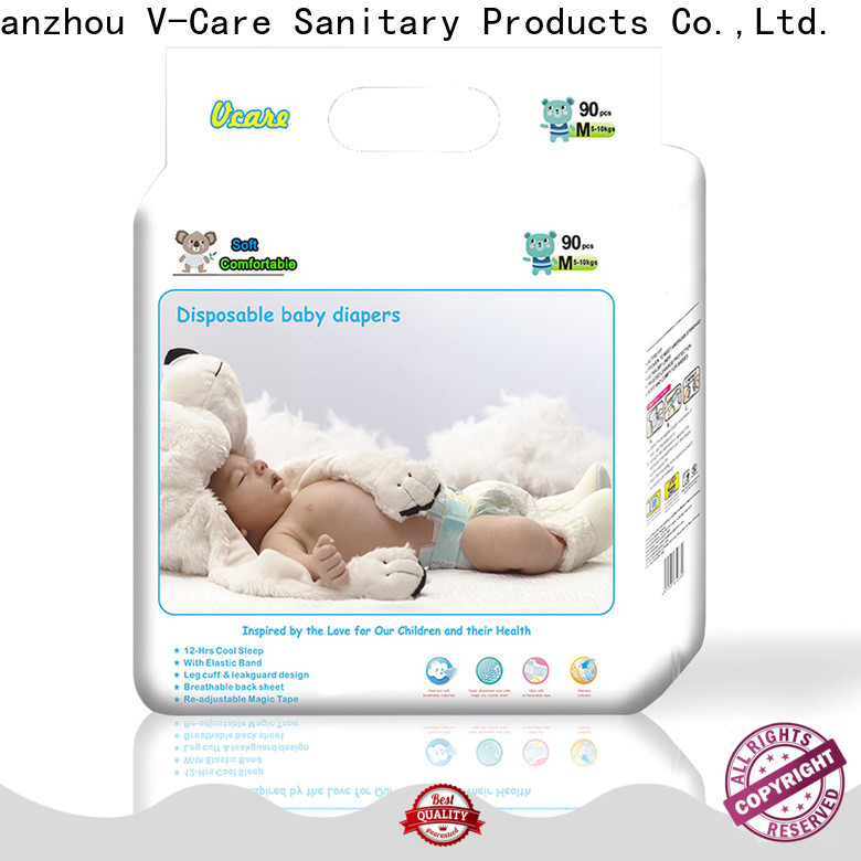hot sale cheap baby diapers factory for sale