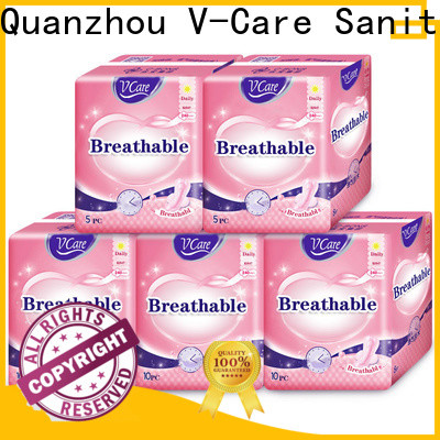 wholesale best sanitary towels with custom services for business