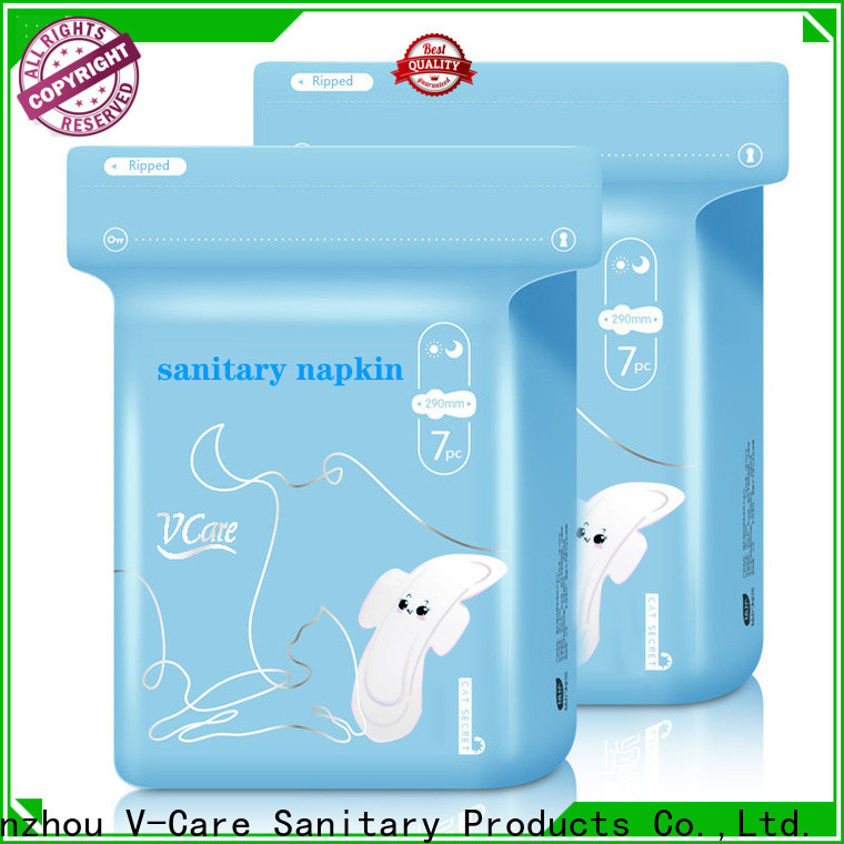 best best sanitary napkins with custom services for business